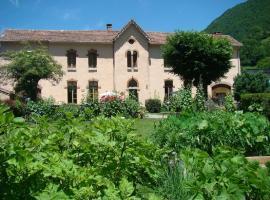 Gite de l'Escolan, Ustou (рядом с городом Aulus-les-Bains)