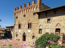 Castelletto Di Montebenichi, Monte Benichi