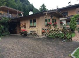 Ferienhaus Wittberg, Kramsach (Grünsbach yakınında)