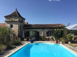 Pérard Chambres D'Hotes, Caylus (рядом с городом Lavaurette)