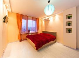 Apartment on Novinki 6 korp 2