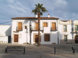 Casa Rural El Botánico, Casatejada (рядом с городом Talayuela)