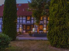 Wegermann`s BIO-Landhaus im Wodantal