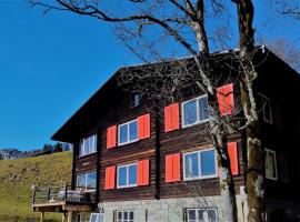 Chalet Bergheimet