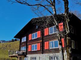 Chalet Bergheimet, Braunwald (Diesbach yakınında)