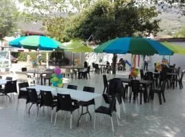 Club campestre el peñón de Apulo, Apulo