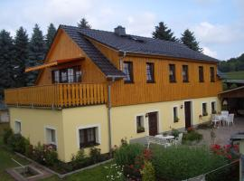 Ferienwohnung Romantica, Oppach (Lauba yakınında)