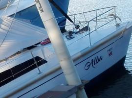 Catamaran Al Alba, Puntarenas
