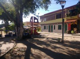 Casa AfroBoiPeba, Barra (Santo Antônio yakınında)