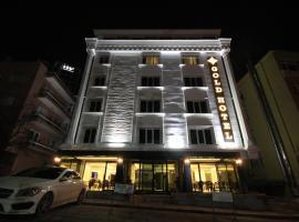 アンカラ ゴールド ホテル