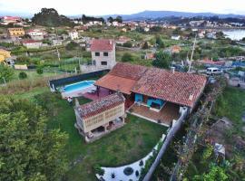 Casa-Lourido Combarro, Пойо (рядом с городом Пойо)