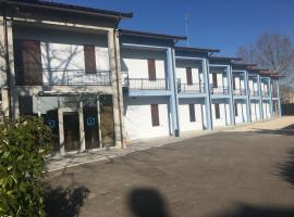 Blue Hotel Depandance, Suzzara (Villarotta yakınında)