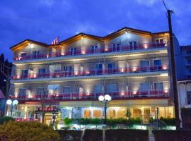 Oscar Hotel, Amfilochía (рядом с городом Spárton)