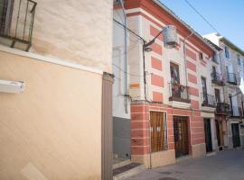 Casa Cuesta De Las Monjas, Caravaca de la Cruz (Moratalla yakınında)