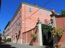 Hotel Aganoor, Castiglione del Lago