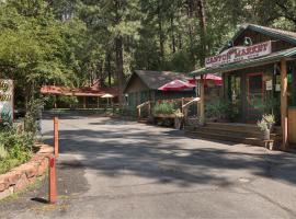 The Butterfly Garden Inn, Sedona