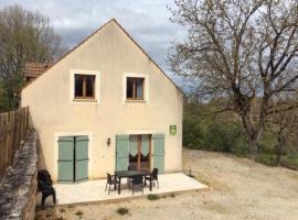 House Lavercantiere - 4 pers, 85 m2, 3/2, Lavercantière (рядом с городом Dégagnac)