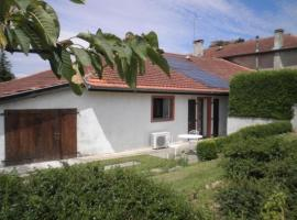 House Gîte au bis, Oeyreluy (рядом с городом Heugas)