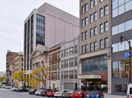 Fairfield Inn & Suites by Marriott Albany Downtown, Albany