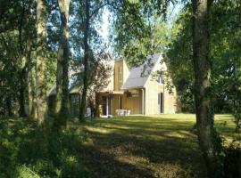 House Gîte le tuc d'esparre, Orist (рядом с городом Angoumé)