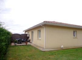 House Au palu, Saint-Martin-d'Oney (рядом с городом Ygos-Saint-Saturnin)