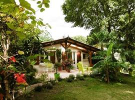 House Les sources, Gourbera (рядом с городом Laluque)