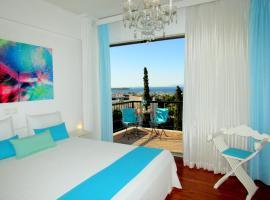 Sea View Luxury Apartment, Афины (рядом с городом Voúla)