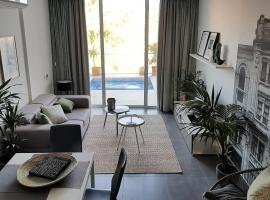 Duplex Maisonette with Heated P-Pool and Jacuzzi (St. Julian's)