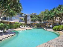 Seacove Resort, Coolum Beach (Peregian Beach yakınında)