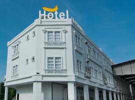 Big Banana Hotel, Sg Petani