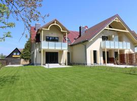 Haus Sterntaucher - Ferienwohnung 06 mit Balkon