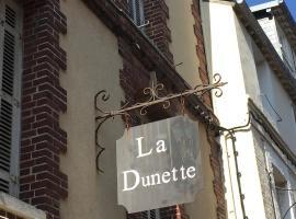 La dunette, Villerville