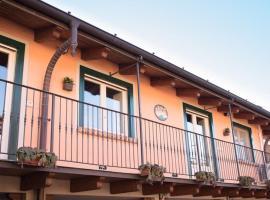 Maison Di Gugli, Brandizzo (San Raffaele Cimena yakınında)