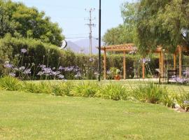Hotel Altos de Tuqui, Ovalle (Quintalito yakınında)