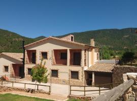 Casas Rurales La Loma, Riópar (El Gollizo yakınında)