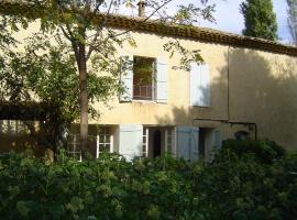 Authentique Mas Provençal, Pont-Saint-Esprit (рядом с городом Carsan)