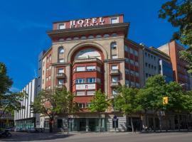 Hotel Gran Ultonia, Херона