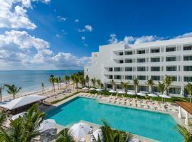 Izla Beach Front Hotel, Isla Mujeres