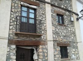 Casa Francisco Teruel, Cascante del Río (Camarena de la Sierra yakınında)