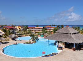 Hotel Brisas Covarrubias, Playa Covarrubias (Las Tunas yakınında)