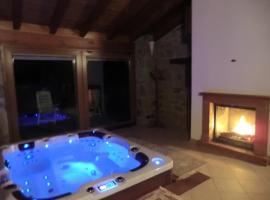 B&B Le Peschiere, Montefiorino (Toano yakınında)