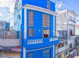Blue Village - In Havanas heart