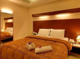 Dhanunjayas Luxury Hotel
