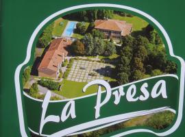 La Presa Agriturismo, Taglio di Po (Mesola yakınında)