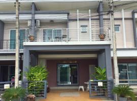 3BR House @ Habitown Phuket, Phuket (in de buurt van Ban Bang Khu)