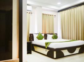 Treebo Hotel Rudraksh, Гувахати (рядом с городом Pandu)