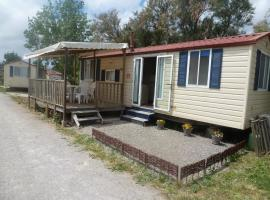 mobil-home a sigean