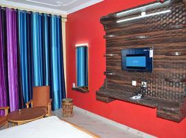 Hotel Sangam, Pithorāgarh (рядом с городом Gangolihāt)