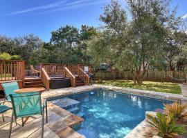 Lakeway Texas Home, Hudson Bend