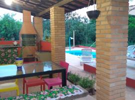Hostel Califórnia, Brumadinho (Tijuco yakınında)